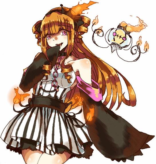 ★シャンデラ♀