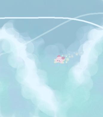 空を駆ける