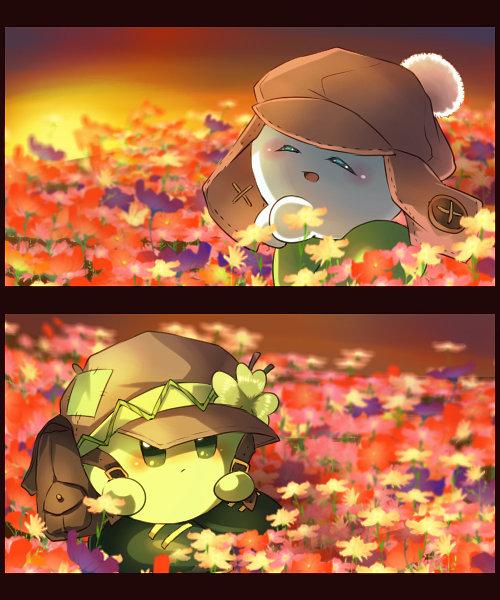 どんな花々よりも貴方が