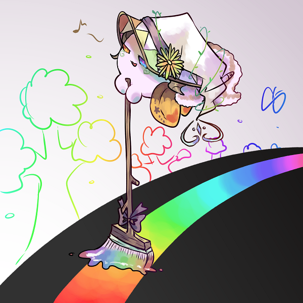 世界を彩る色循環