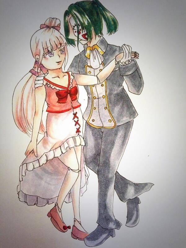 団長と歌姫(腹賀ナル助 さん)